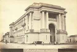 Small Cause Court, [Calcutta]